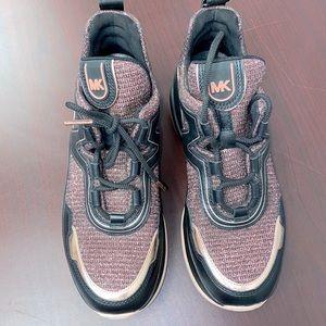 Michael Kors Rhinestone embellished Sneakers